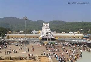 Tirupati, the Temple at Tirumala, and tonsuring source of ...