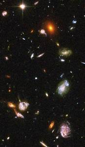 Hubble Telescope Ultra Deep Field - Pics about space