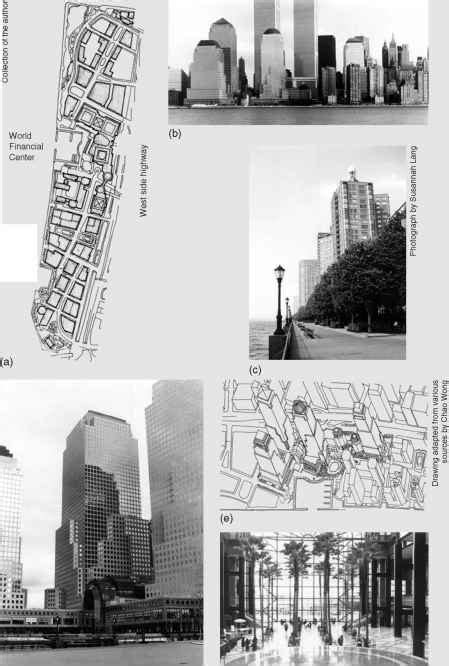 Battery Park City New York Ny Usa a new town intown 1962