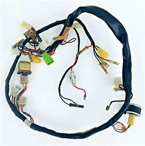 80 Yamaha Sr250 Sr 250 Exciter Oem Main Wiring Harness