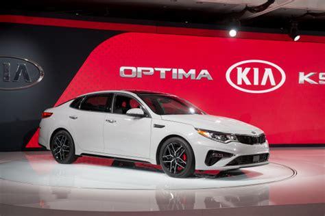 Update Motor Show 2019 : Updates Prioritize 2019 Kia Optima Over 2019 Sedona For