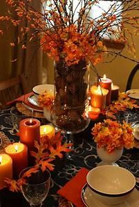 Einfache Herbstdeko Tisch : herbstdeko basteln 28 inspirierende ideen ~ Markanthonyermac.com Haus und Dekorationen