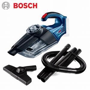 Bosch Pro 18v : bosch gas 18v 1 cordless vacuum cleaner professional ~ Carolinahurricanesstore.com Idées de Décoration