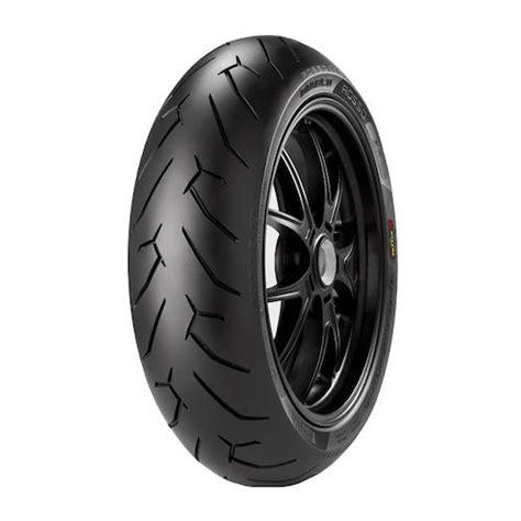 diablo rosso 2 pirelli diablo rosso ii rear tires revzilla
