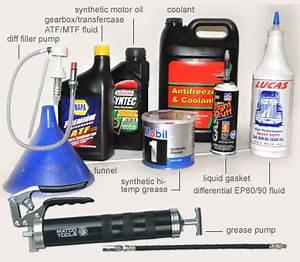 Transmission Fluid Type Chart Nas Defender 110 Oils And Fluids