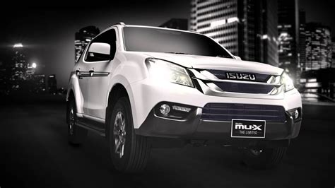 Isuzu Mux Wallpapers by Tvc Isuzu Mu X Quot The Limited Quot 2015