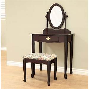 Bedroom vanity sets furniture the home depot with cheap for Cheap bedroom vanities