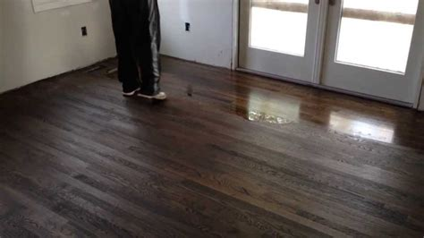 Applying Polyurethane To Stained Wood Floors by Tips Polyurethane Floor Finish Minwax Polyurethane Best