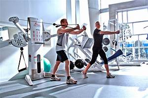 File:Personal Training at a Gym - Cable Crossover.JPG ...
