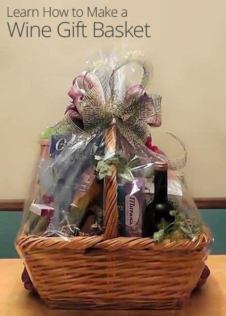 learn     gift basket  brings wine country