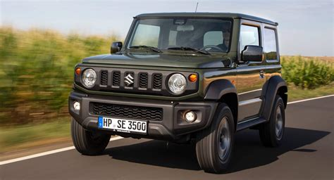 Jimny Suzuki by Well Equipped 2019 Suzuki Jimny Starts From 17 915 In
