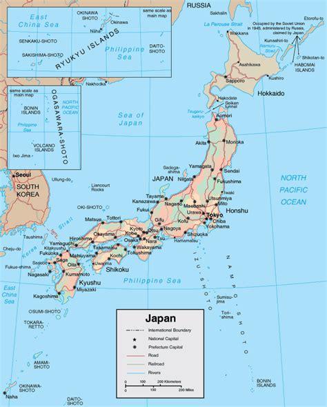 map  japan maps    japan