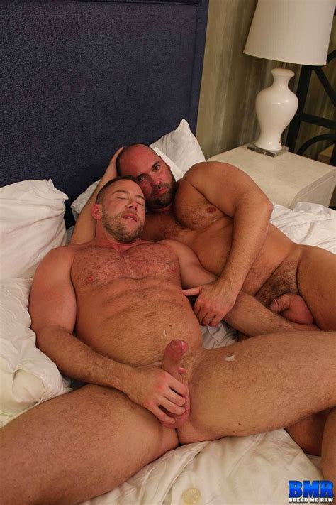 Tyler Reed And Shay Michaels Bareback Raw Ass Fucking