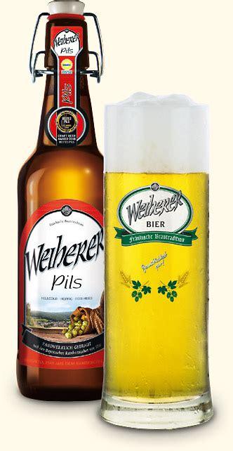 Weiherer Pils - Brauerei Kundmüller
