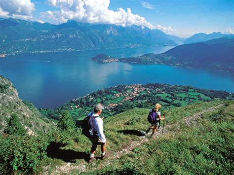 walking holidays italian lakes lake como walking tour