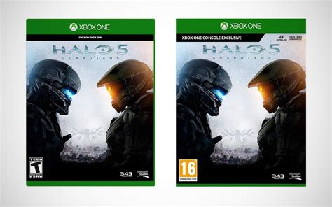 Halo 5 Guardians Might Come To Pc Hints New Box Art On