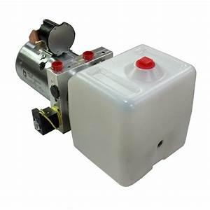42 Bucher Hydraulic Pump 8111