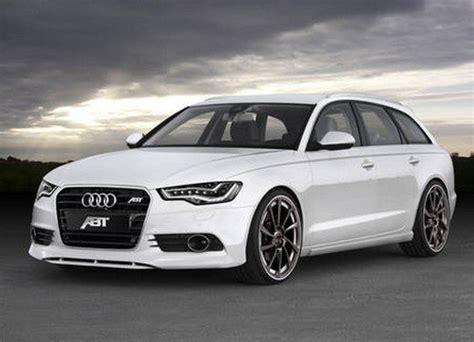 Audi A6 Avant Abt Tuning by Audi As6 Avant By Abt Infomotori