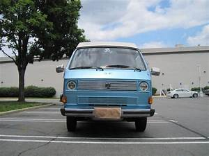 1985 Volkswagen Vanagon  Westfalia  Metallic Blue For Sale