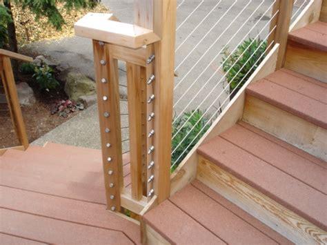 Deck Railing Plans Free