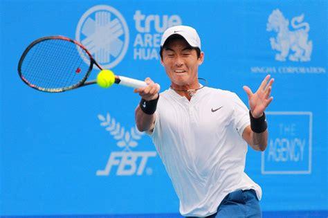 หนุ่มเกาหลี ซิวแชมป์เทนนิสอาชีพ