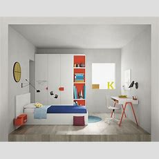Contemporary Children's Bedroom Furniture From Go Modern