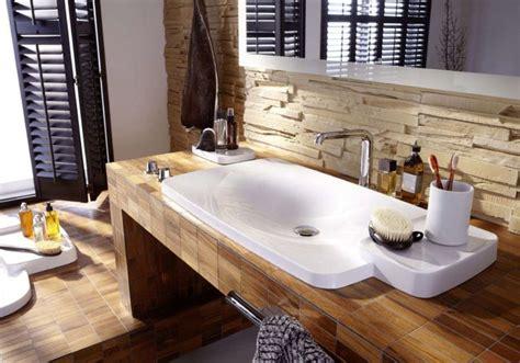 Holz Mosaik Fliesenbadezimmer Fliesen Ideen  Bad Pinterest