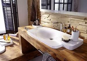 Badezimmergestaltung Ohne Fliesen : holz mosaik fliesen badezimmer fliesen ideen bad pinterest ~ Sanjose-hotels-ca.com Haus und Dekorationen