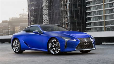 Lexus Lc 4k Wallpapers by Lexus Lc 500 Morphic Blue Limited Edition 2018 4k