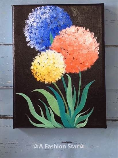 Painting Easy Beginner Acrylic Paintings Money Lot