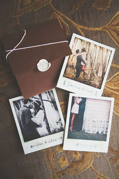 engagement invitation cards ideas  awesome couples