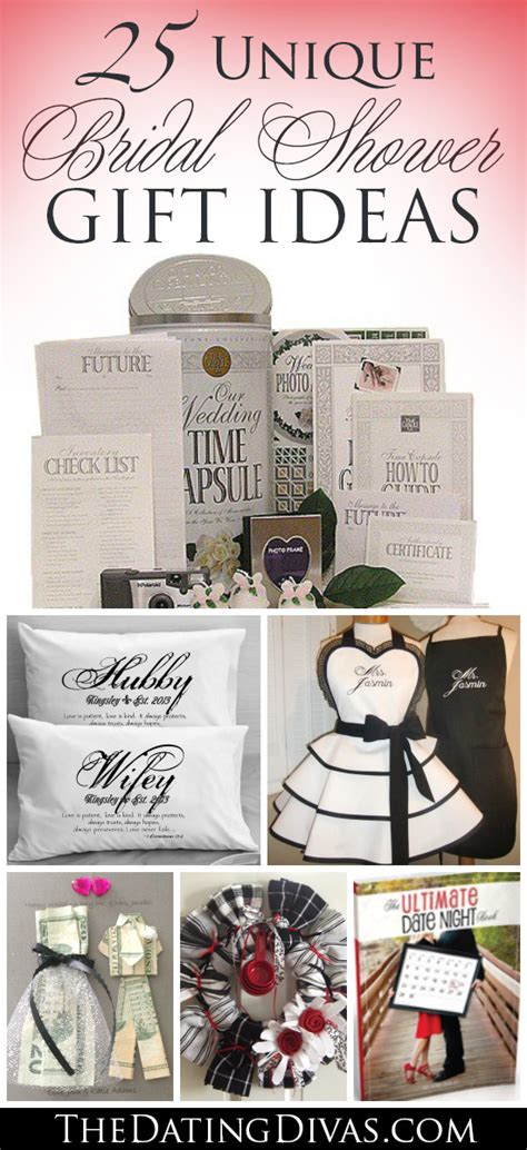 What To Give On Bridal Shower - 60 best creative bridal shower gift ideas