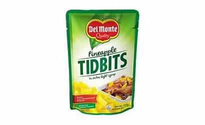 Pineapple Tidbits Monte Del Recipes Sizes 227g