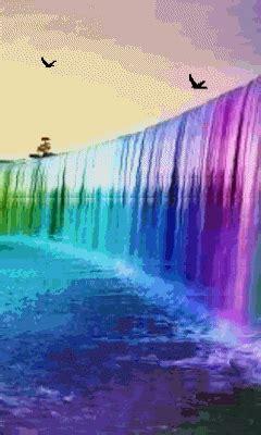 Desktop Wallpaper Waterfalls Animation - waterfall animated gif wallpaper gallery
