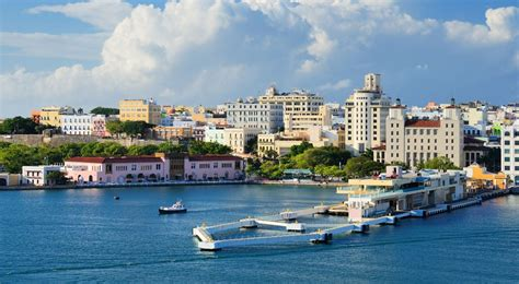 San Juan (Puerto Rico) Cruise Port Schedule | CruiseMapper