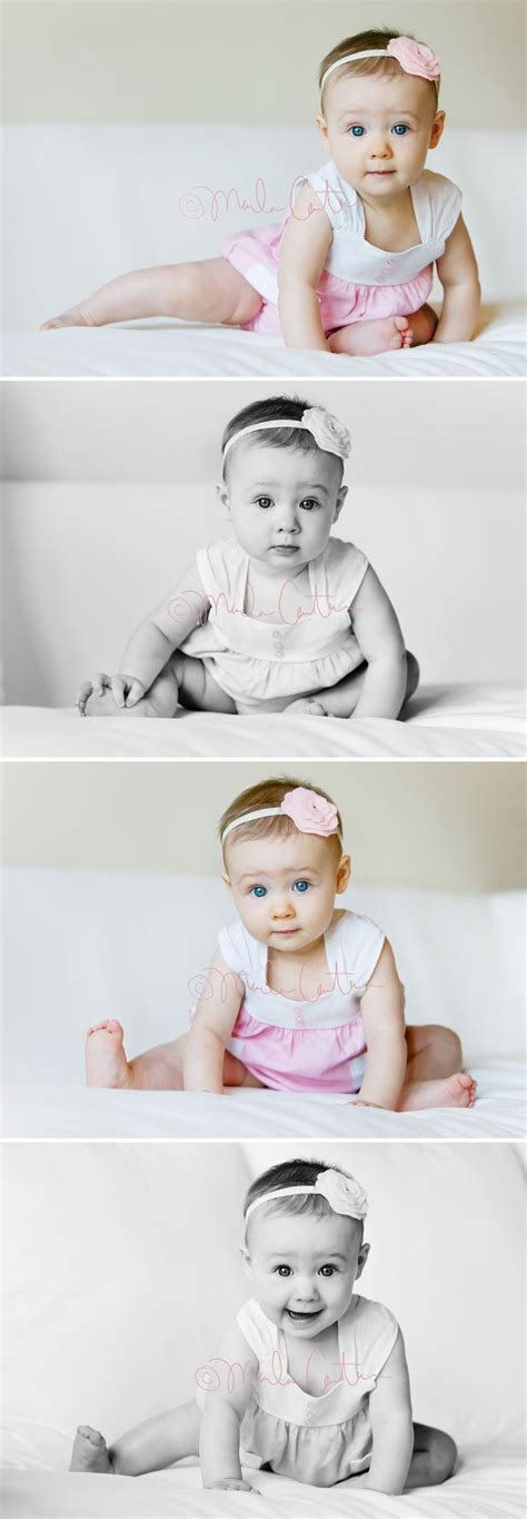 month baby pictures images  pinterest baby