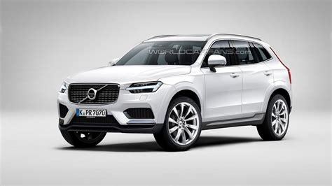 volvo xc render shows   expect   upcoming