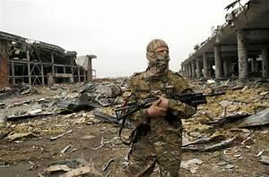 East Ukraine Rebels Vow 'No Mercy' After Commander Death