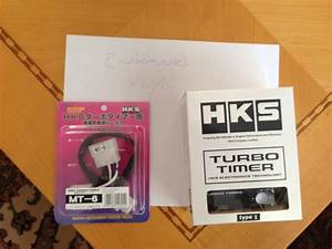 Fs  Hks Turbo Timer Type 1   Wiring Harness  Central Nj