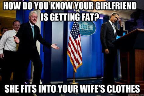 Obama Bill Clinton Meme - bill clinton memes funny joke pictures