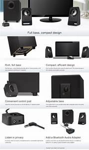 Buy Logitech Z213 2 1 Multimedia Speakers  980