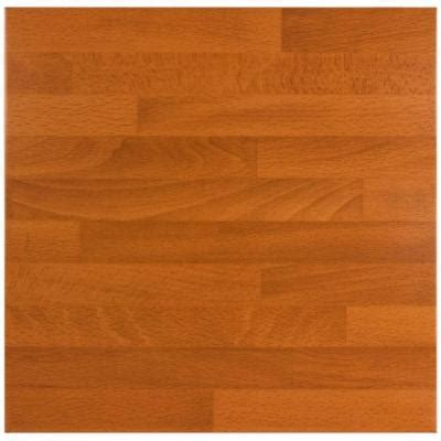 Home Depot Wood Look Tile by Wood Look Tile Teka 17 3 4 In X 17 3 4 In Marron