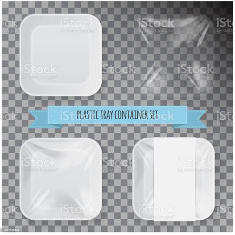Contains special layers and smart object for your creative works. Set Of White Square Styrofoam Plastic Food Tray Container ...