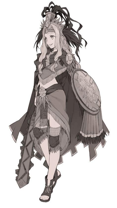 rider quetzalcoatl zerochan