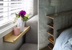 Lit Petit Espace : la fabrique d co id es de tables de nuit r cup ~ Premium-room.com Idées de Décoration