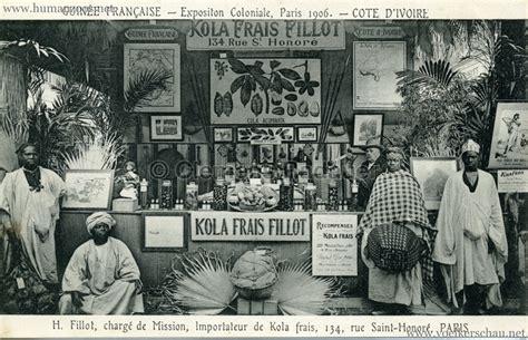 exposition coloniale de paris human zoos