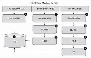 Flow Diagram Of Electronic Health Record Data Processing