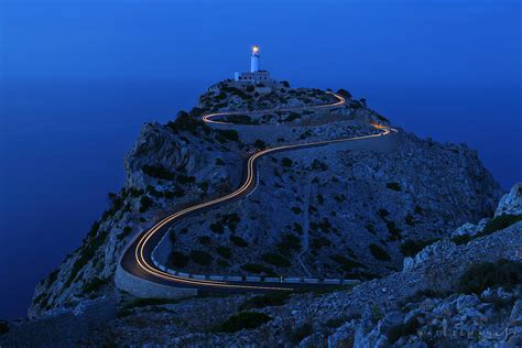 The Road To Formentor Formentor Lighthouse Cap De