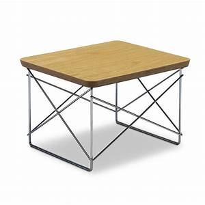 Table Basse Blanche Pas Cher : table basse eames vintage le bois chez vous ~ Teatrodelosmanantiales.com Idées de Décoration