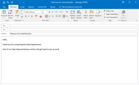 Office 365 Mail Auto Reply by How To Set Up An Auto Reply For Folder In Exchange